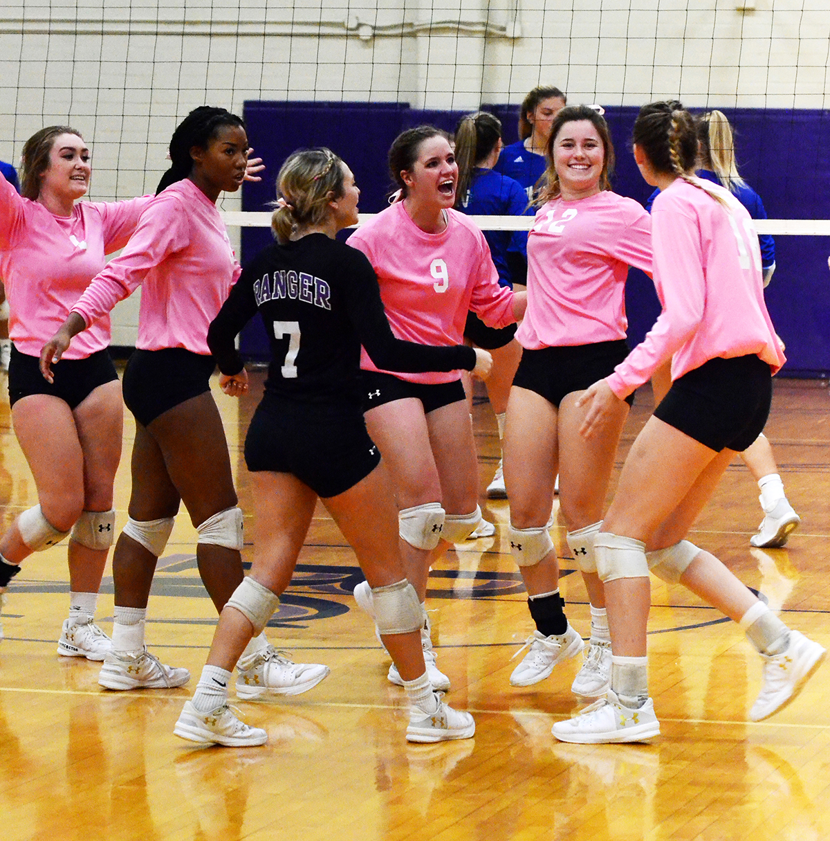 Ranger College Volleyball Ranger College